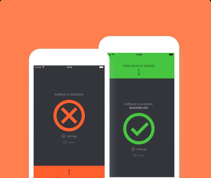 AdBlock for iOS • Future Mind