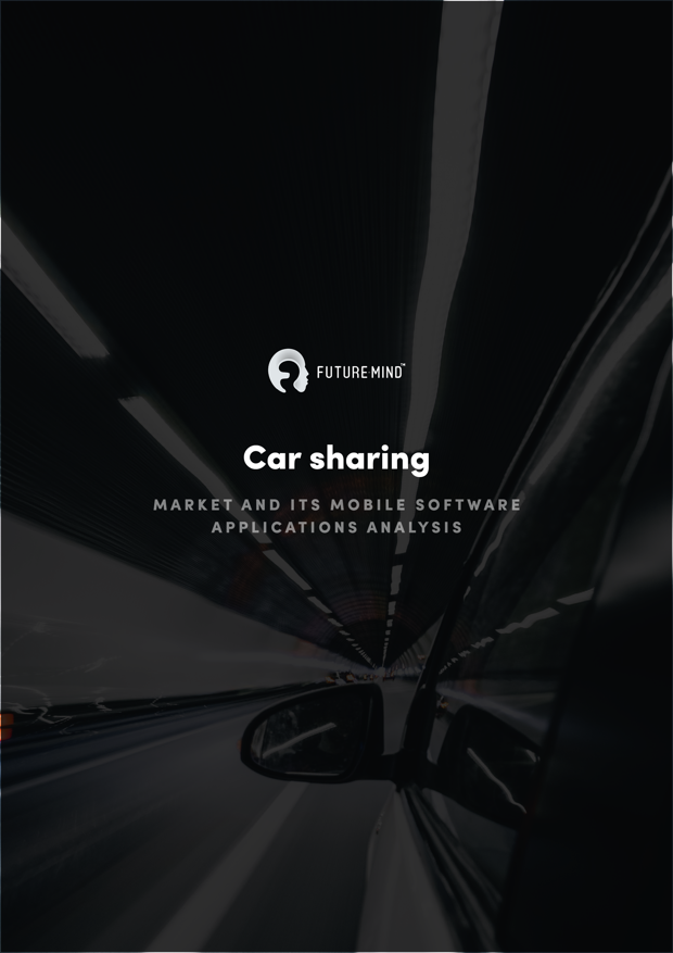 Car Sharing — Market And Its Mobile Software Applications Analysis